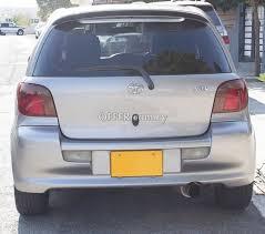 toyota yaris 2001 for sale toyota yaris 2001 for sale in nicosia 96990en cyprus cars