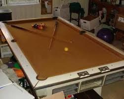8ft brunswick pool table used 8 ft brunswick celebrity pool table in pontiac