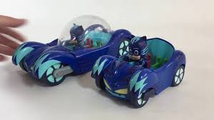 pj masks catboy deluxe cat car lights sounds vehicle