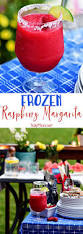 frozen raspberry margarita party perfect cocktail tidymom