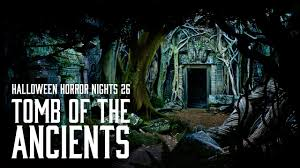rules for halloween horror nights tomb of the ancients halloween horror nights 26 youtube