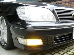 lexus gs yellow fog lights ls400 lights mods clublexus lexus forum discussion