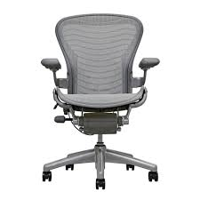 Desk Chair Herman Miller Herman Miller Aeron Moffice Dk Kontorindretning Kontorstol