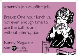 Silly Rabbit Meme - nannies don t get lunch breaks silly rabbit nanny magazine memes
