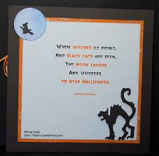 Halloween Poems Halloween Card Verses U2013 Festival Collections