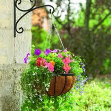 hanging planter basket coir products