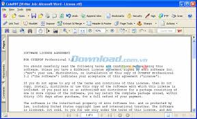 convert pdf to word cutepdf pro download cutepdf writer 3 0 convert text documents to pdf for pc
