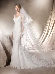 la sposa brautkleid la sposa sleeves a line lace embroidered wedding dress style