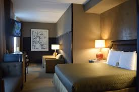 guest rooms at proximity hotel in greensboro nc