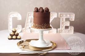 How To Make Decorative Chocolate A 3 Ingredient Chocolate Cake Filling You U0027ll Love