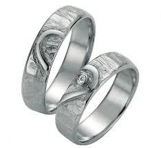 verlobungsringe paar heartchain verlobungsringe 66 51150 66 51160