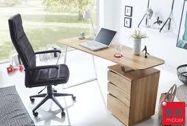 Schreibtisch Eiche Modern Schreibtisch Modern Tori Asteiche Teilmassiv T24
