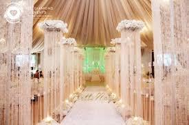 Wedding Decor Bn Wedding Decor Great Gatsby Wedding In Nigeria By Red Diamond