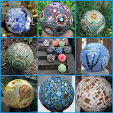 ideas for spectacular diy garden balls garden club