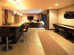 basement floor finishing ideas over concrete team galatea homes