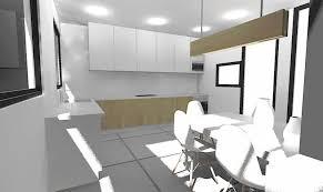 cuisine d architecte architecture minimaliste pour ce projet de rénovation d une maison à