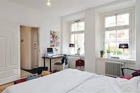 Ideas For Decorating Small Apartments A Studio Apartment Photos - Apartment design magazine