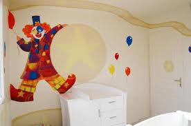 chambre cirque chambre cirque photo 2 4 un clown un éléphant une trapéziste