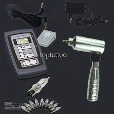 rotary tattoo machine kit cheyenne style tattoo machine gun and