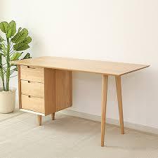 Modern Oak Desk Nordic Solid Wood Oak Desk 1 4m Minimalist Modern Desktop
