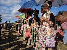 Hmong Map Hmong American Author Explores U0027the Bride Price U0027 In Memoir