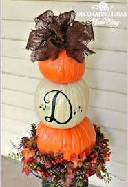 Fall Decorating Ideas by Pumpkin Topiary Fall Decorating Ideas Hometalk