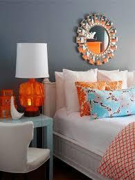 orange and blue bedroom orange and blue bedroom contemporary bedroom k mathiesen brown