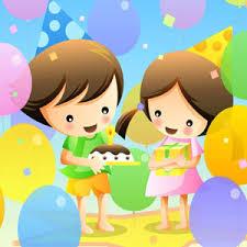 imagenes cumpleaños niños dibujos infantiles de cumpleaños imágenes de cumpleaños