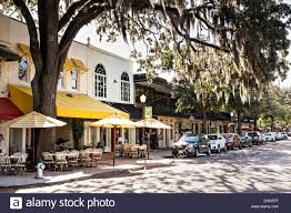 park avenue winter park historic downtown shops along park avenue in winter park florida