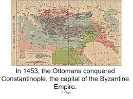 Ottoman Empire Capital E Napp The Ottoman Empire In This Lesson Students Will Be Able