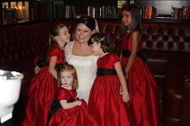 Red And Black Wedding Tbdress Blog Blissfully Evil Red And Black Wedding Theme