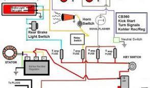 1974 honda cb750 wiring diagram wiring diagram weick