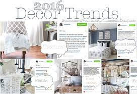 2015 home interior trends 2016 home decor trends to look for house of five