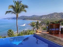 casa mariposa vacation rental home in sayulita mexico hillside