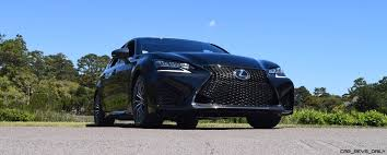 lexus black 2016 speed fleet intro 2016 lexus gs f first 70 photos in caviar black
