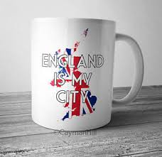 Coffee Cup Meme - funny coffee mug england is my city tea cup novelty quote saying