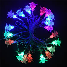 exceptional tree shaped lights part 9 string light