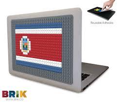 Costarican Flag Flag Of Costa Rica Pixel Art U2013 Brik