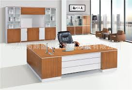 office furniture boss table desk combination desk minimalist