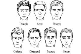 mens hairstyles for oblong faces how to choose a hairstyle for your face shape man of many