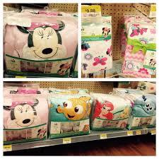 Mickey And Minnie Crib Bedding Nursery Decorating Inspiration With Disney Baby Magicbabymoments