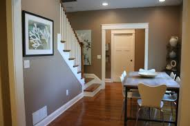 gray and beige scheme best color to paint a interior room for with