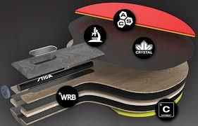professional table tennis racket stiga pro carbon table tennis racket sports pinterest rackets