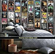 hollywood themed bedroom movie themed room decor living the best rooms ideas on theater