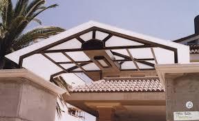 tettoie in legno e vetro tettoie e pensiline in ferro battuto