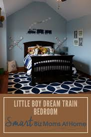 Thomas The Tank Room Decor by Little Boy Dream Train Bedroom