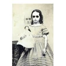 printable child photo ghost vintage victorian vintage altered