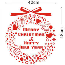 new year sticker christmas and happy new year sticker