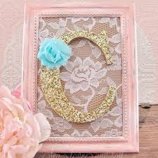 20 pretty diy decorative letter ideas u0026 tutorials listing more