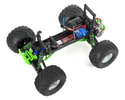 grave digger monster truck toy traxxas